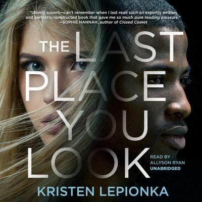 The Last Place You Look Lib/E Cover Image
