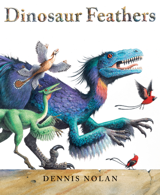 Dinosaur Feathers Cover Image