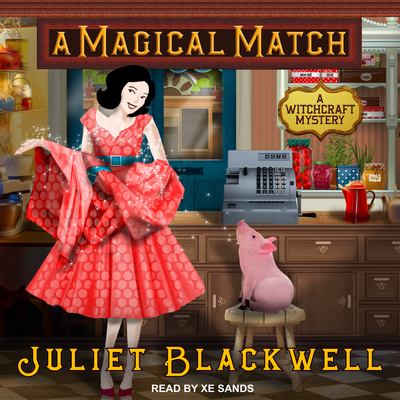 A Magical Match (Witchcraft Mysteries #9) Cover Image