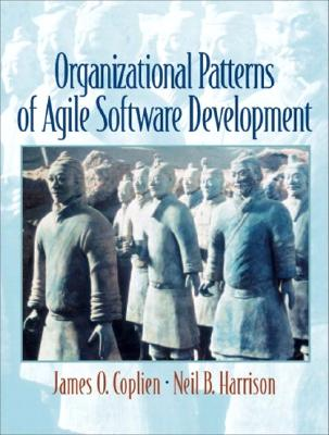 Cover for Organizational Patterns of Agile Software Development