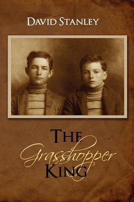The Grasshopper King Cover
