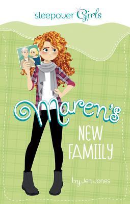Sleepover Girls: Maren's New Family Cover Image
