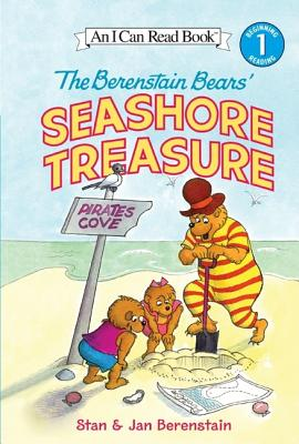 The Berenstain Bears' Seashore Treasure Cover Image