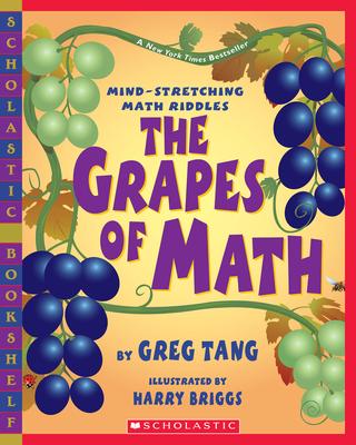 The Grapes of Math (Scholastic Bookshelf) Cover Image