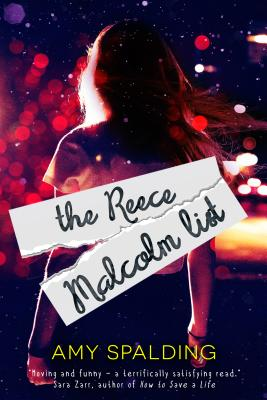 The Reece Malcolm List Cover