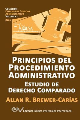 Principios del Procedimiento Administrativo. Estudio de Derecho Comparado Cover Image