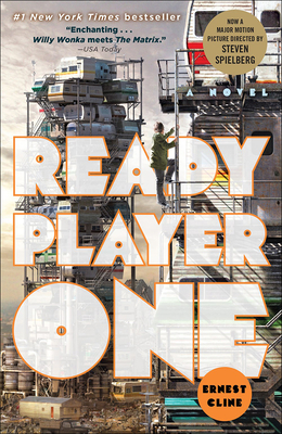 Ready Player One Cover Image