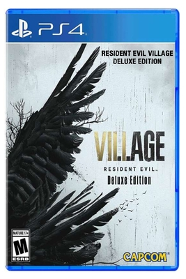 Resident Evil Village Deluxe Edition Cover Image