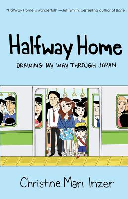 Halfway Home Cover