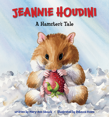 Cover for Jeannie Houdini