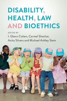 Disability, Health, Law, and Bioethics Cover Image