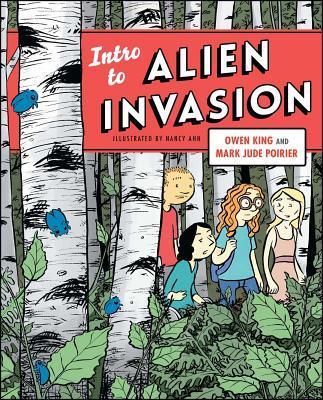 Intro to Alien Invasion Cover