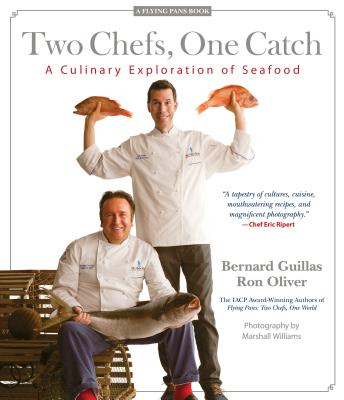 Two Chefs, One Catch Cover