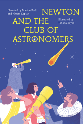 Newton and the Club of Astronomers (Plato & Co.) Cover Image
