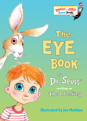 The Eye Book (Bright & Early Board Books(TM)) Cover Image