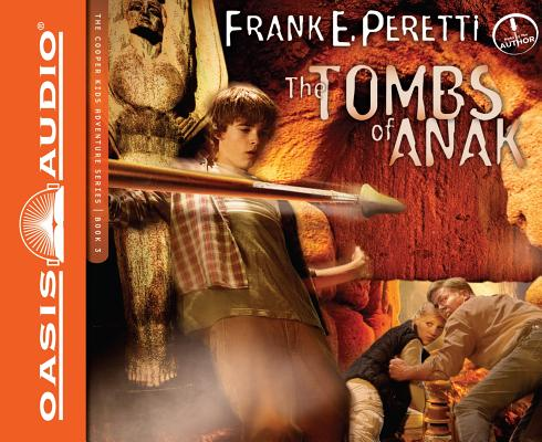 The Tombs of Anak (Library Edition) (The Cooper Kids Adventure Series #3) cover