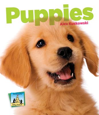 Puppies (Baby Animals) Cover Image