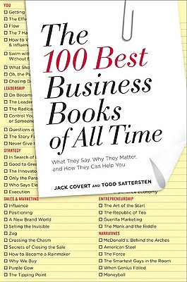 The 100 Best Business Books of All Time Cover