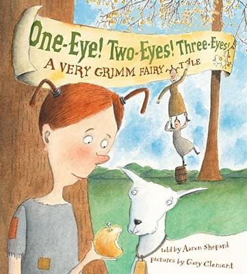 One-Eye! Two-Eyes! Three-Eyes! Cover
