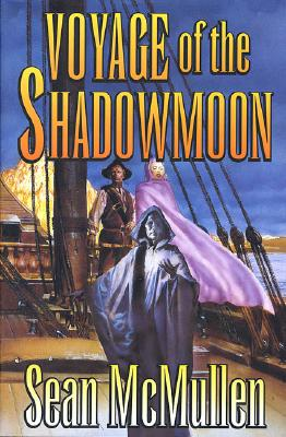 Voyage of the Shadowmoon Cover