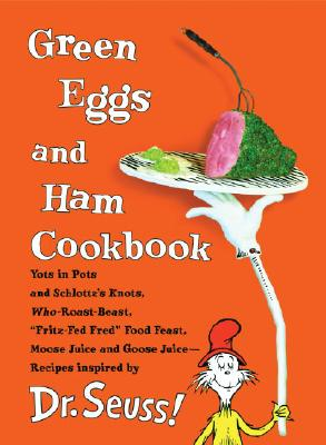 Green Eggs and Ham Cookbook Cover