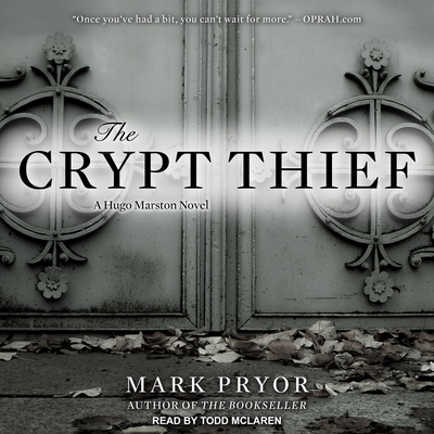 The Crypt Thief (Hugo Marston #2) Cover Image