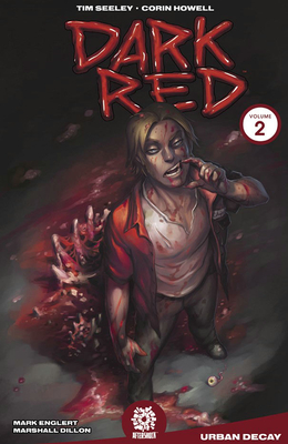 Cover for Dark Red Vol. 2