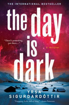The Day Is Dark Cover