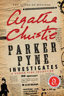 Parker Pyne Investigates Cover