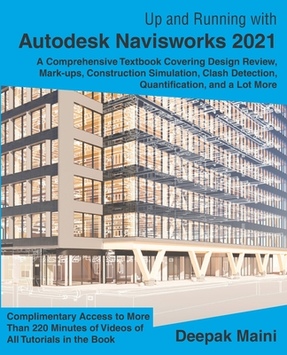 Up and Running with Autodesk Navisworks 2021 Cover Image