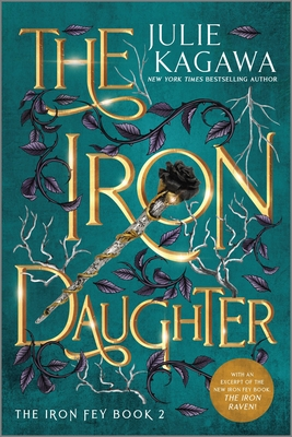 The Iron Daughter Special Edition (Iron Fey #2) Cover Image