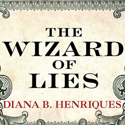 Cover for The Wizard of Lies