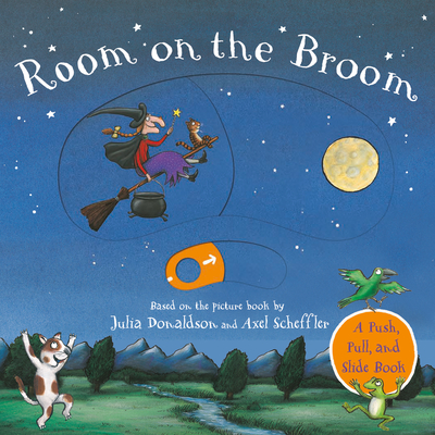 Room on the Broom Push-Pull-Slide Cover Image