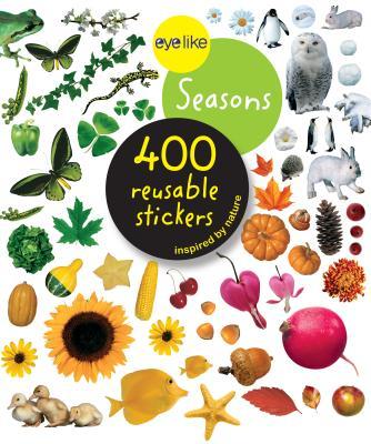 Eyelike Stickers: Seasons Cover Image