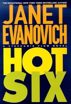 Hot Six: A Stephanie Plum Novel Cover Image