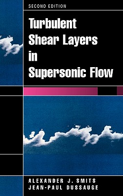 Turbulent Shear Layers in Supersonic Flow Cover Image