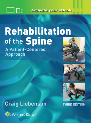 Rehabilitation of the Spine: A Patient-Centered Approach Cover Image