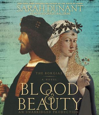 Blood & Beauty: The Borgias Cover Image