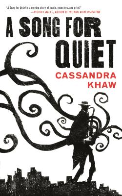 Cover for A Song for Quiet (Persons Non Grata #2)