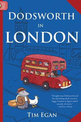 Dodsworth in London Cover