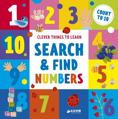 Cover for Search and Find Numbers