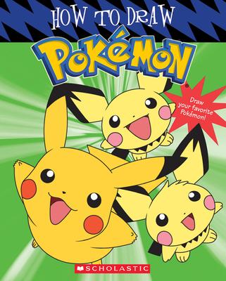 How to Draw (Pokémon) Cover Image