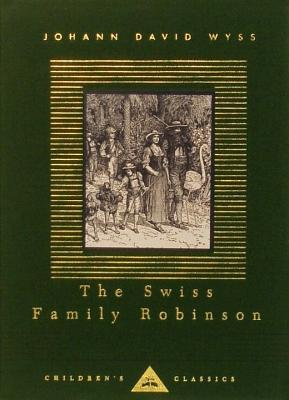The Swiss Family Robinson Cover