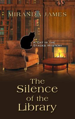 The Silence of the Library (Cat in the Stacks Mystery) Cover Image