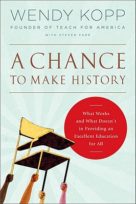 A Chance to Make History Cover