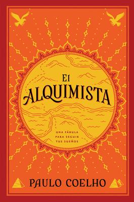 El Alquimista: Una fábula para seguir tus sueños Cover Image