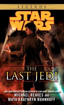 The Last Jedi: Star Wars Legends Cover Image