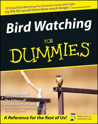 Bird Watching for Dummies Cover Image