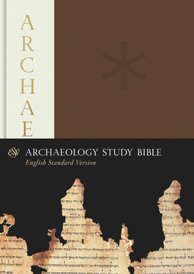 ESV Archaeology Study Bible Cover Image