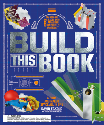 Build This Book: A Book and Maker Space All in One Cover Image